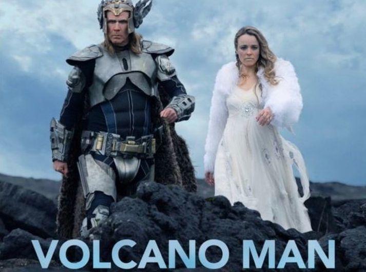 Will Ferrell og Rachel McAdams í hlutverkum sínum sem Íslendingarnir Lars Erickssong og Sigrit Ericksdottir.