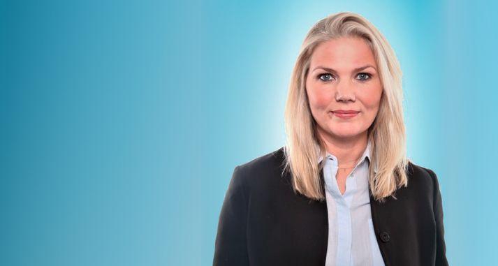 Edda Björk Kristjánsdóttir, mannauðsstjóri Húsasmiðjunnar.