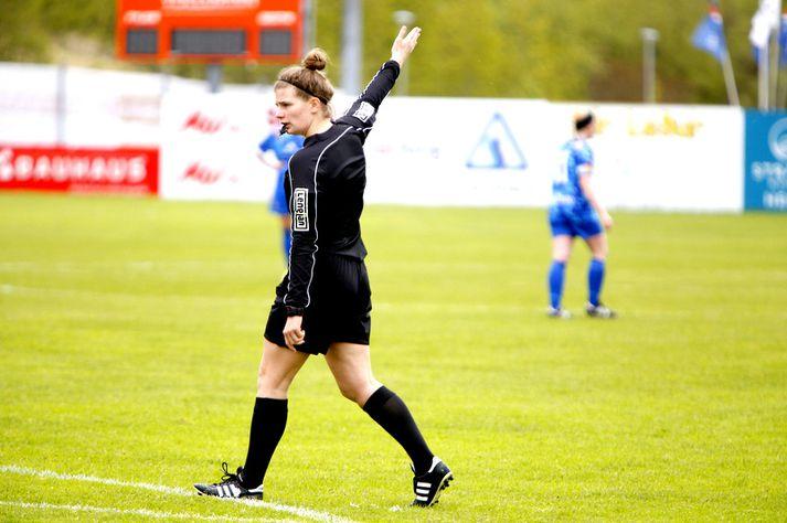 Bríet Bragadóttir.
