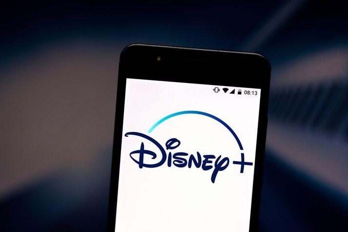 Disney+ er ný streymisveita.