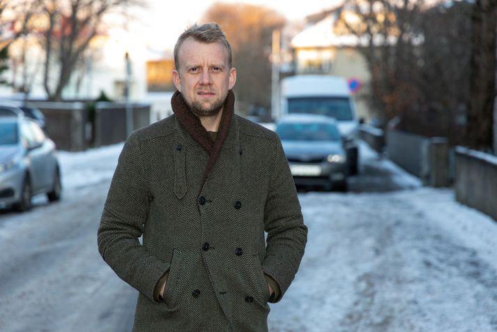 Helgi Seljan Sjónvarpsmaður