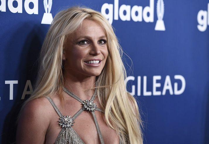 Söngkonan Britney Spears hefur að undanförnu barist fyrir auknu sjálfræði.