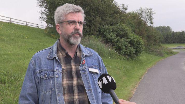 Gunnar Smári Egilsson er stofnandi Sósíalistaflokksins.