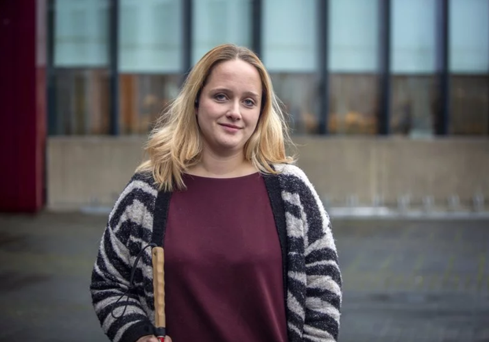 Rósa María Hjörvar er í doktorsnámi í bókmenntafræði.