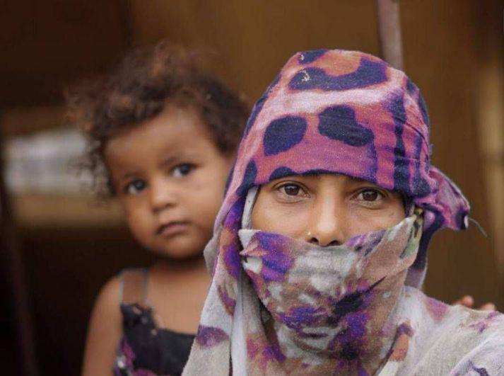Staða kvenna og stúlkna er átakanlega slæm í Jemen.