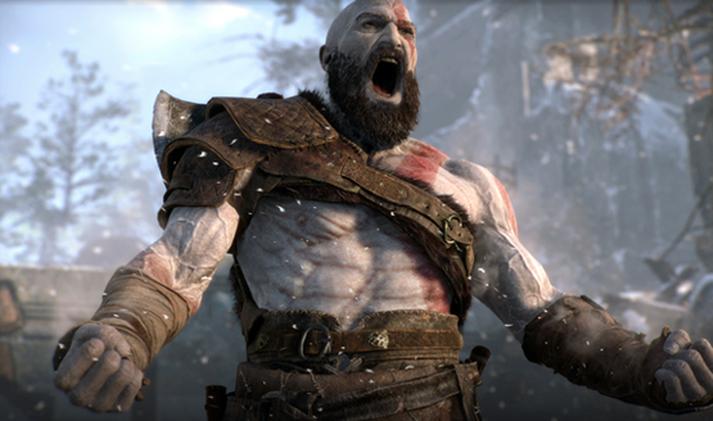 God of War leikirnir hafa selst í milljónum eintaka. Mikil eftirvænting ríkir fyrir nýjasta útspilinu.
