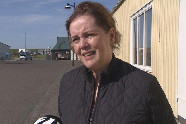 Minister ZdrowiaSvandís Svavarsdóttir