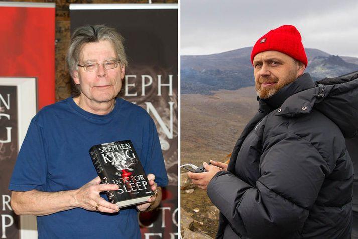 Björn Steinbekk hefur beðið Stephen King afsökunar á Twitter.