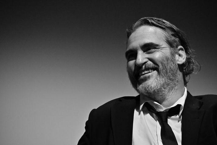 Joaquin Phoenix leikur Jókerinn í nýjasta verkefni sínu.