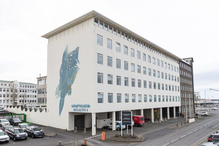 Atvinnuvega- og nýsköpunarráðuneytið er til húsa í Sjávarútvegshúsinu við Skúlagötu 4 í Reykjavík.