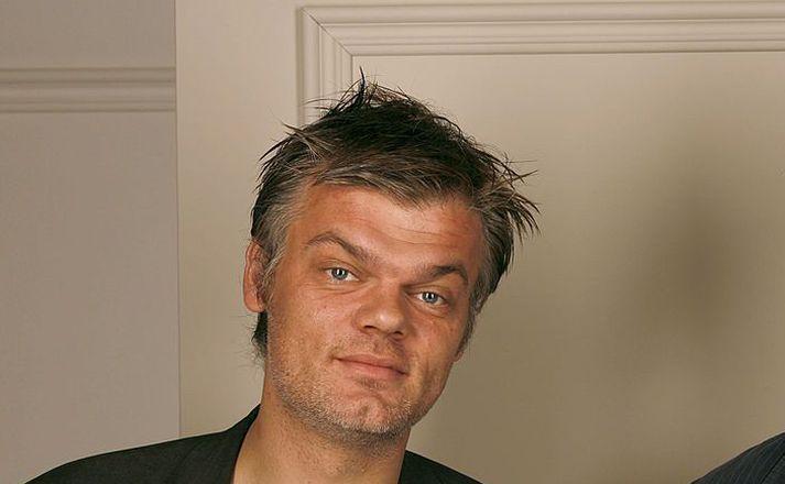 Árni Ólafur Ásgeirsson er látinn 49 ára að aldri.