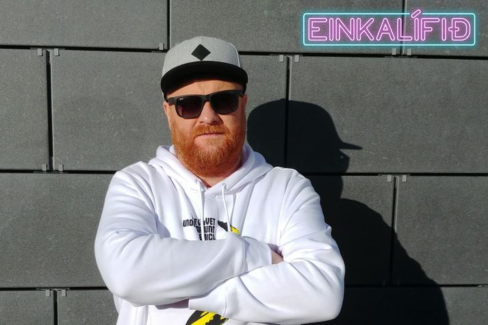 Hjálmar Örn er léttur og skemmtilegur á Snapchat.