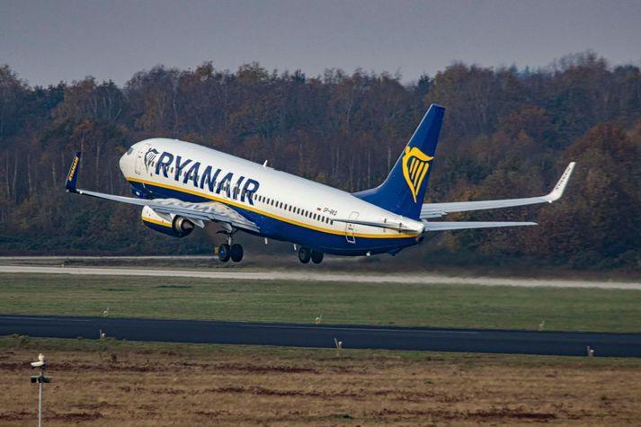 Ryanair hefur fest kaup á 210 Boeing 737 Max flugvélum.