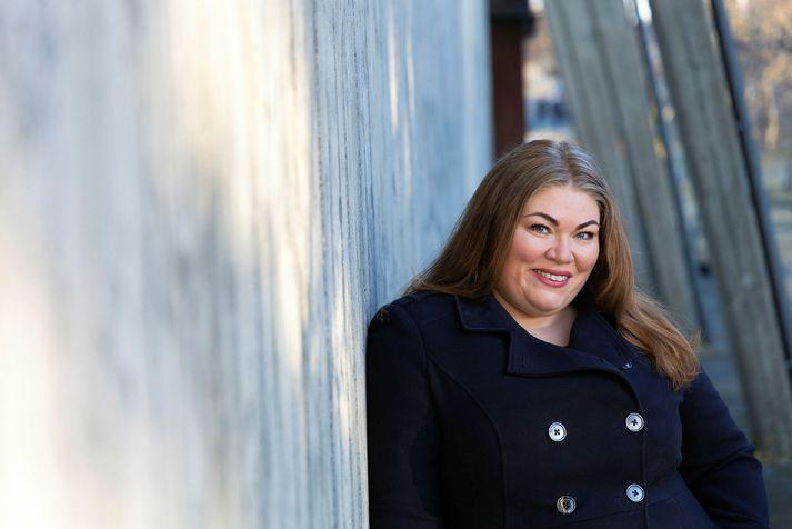 María Bjarnadóttir lögfræðingur, aðjúnkt við Háskóla Akureyrar og doktorsnemi við Sussex háskólann.