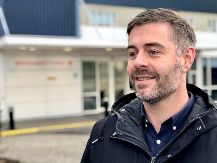 Jón Magnús Kristjánsson, forstöðumaður