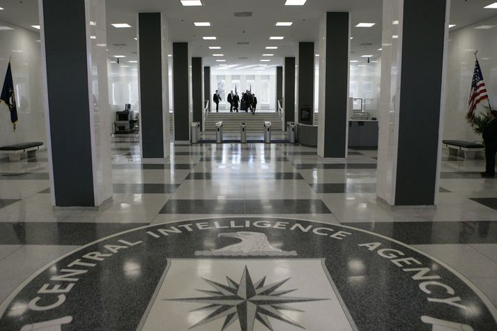 Ma, sem starfaði fyrir CIA á níunda áratug síðustu aldar og fyrir FBI á fyrsta áratug þessarar aldar, var handtekinn á föstudaginn.