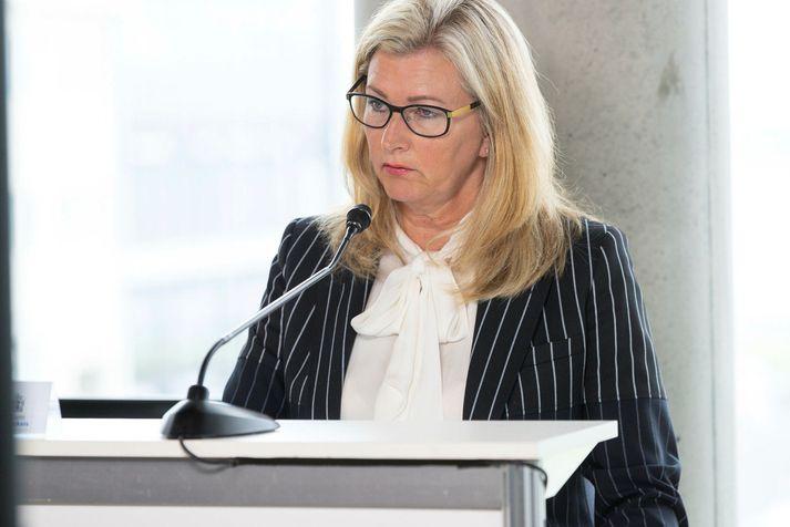 Alma Dagbjört Möller landlæknir verður á fundinum.