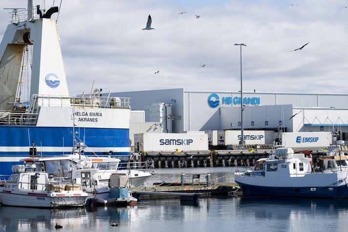 HB Grandi kaupir Ögurvík fyrir 12,3 milljarða króna.