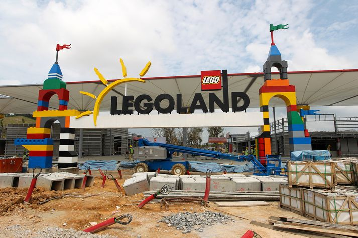Legoland í Malasíu.