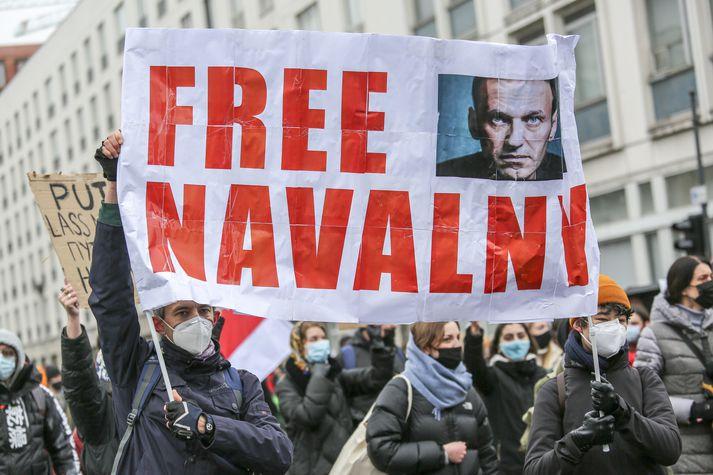 """""""Frelsið Navalní."""""""