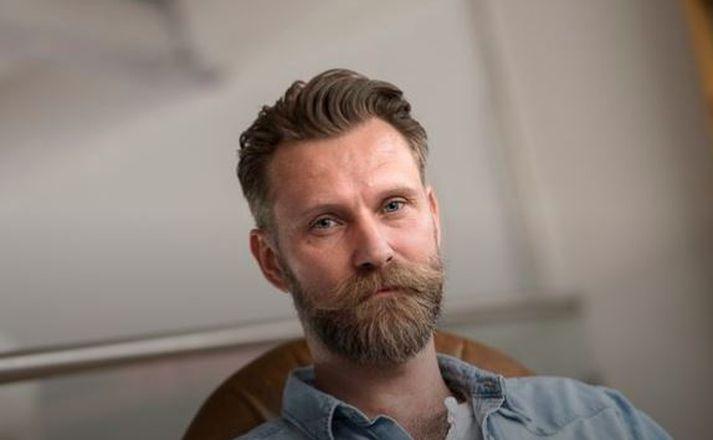 Árni Björn hefur yfir hundrað einstaklinga á skrá.