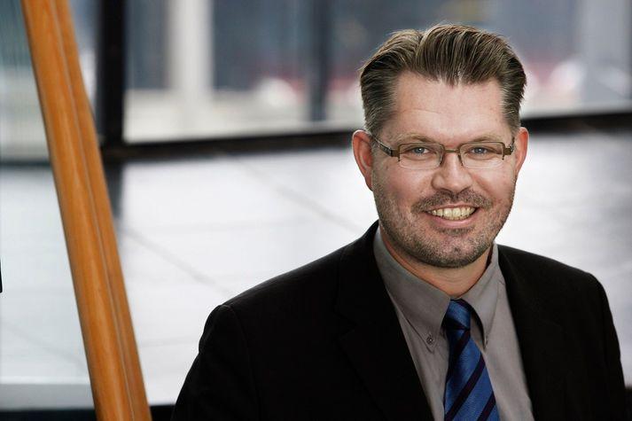 Gísli Tryggvason, lögmaður og fyrrum stjórnlagaráðsmaður.