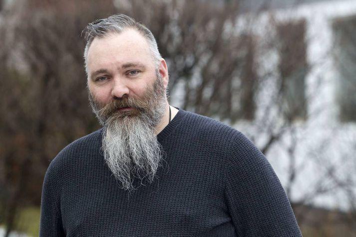 Magnús Örn Hákonarson er sérfræðingur í rústabjörgun hjá Slysavarnafélaginu Landsbjörg.