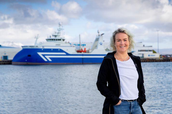 Heiðveig María svarar stjórn Sjómannafélags Íslands, hvar hún sækist eftir formennsku, fullum hálsi.