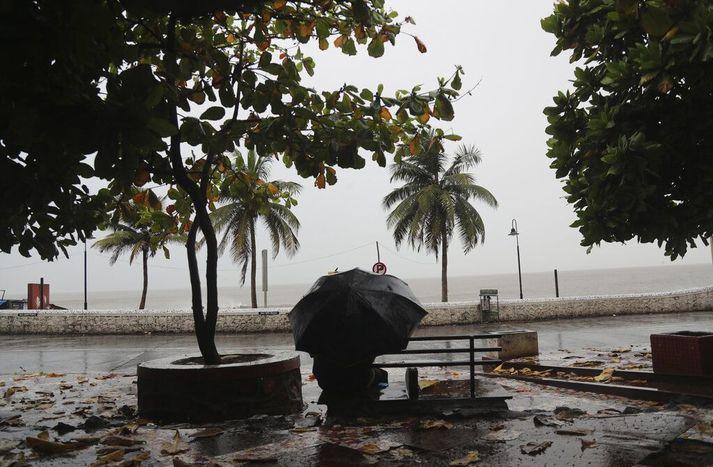 Um 20 milljónir manna búa í stórborginni Mumbai í Indlandi.
