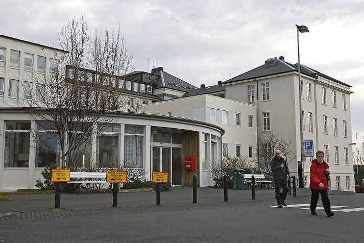 Hinar nýju götur munu verða til í tengslum við byggingu nýja Landspítalans.