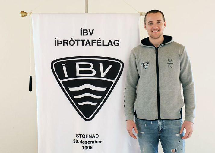 Petar Jokanovic verður áfram í ÍBV.