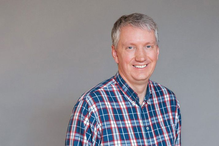 Stefán Sveinbjörnsson, framkvæmdastjóri VR.