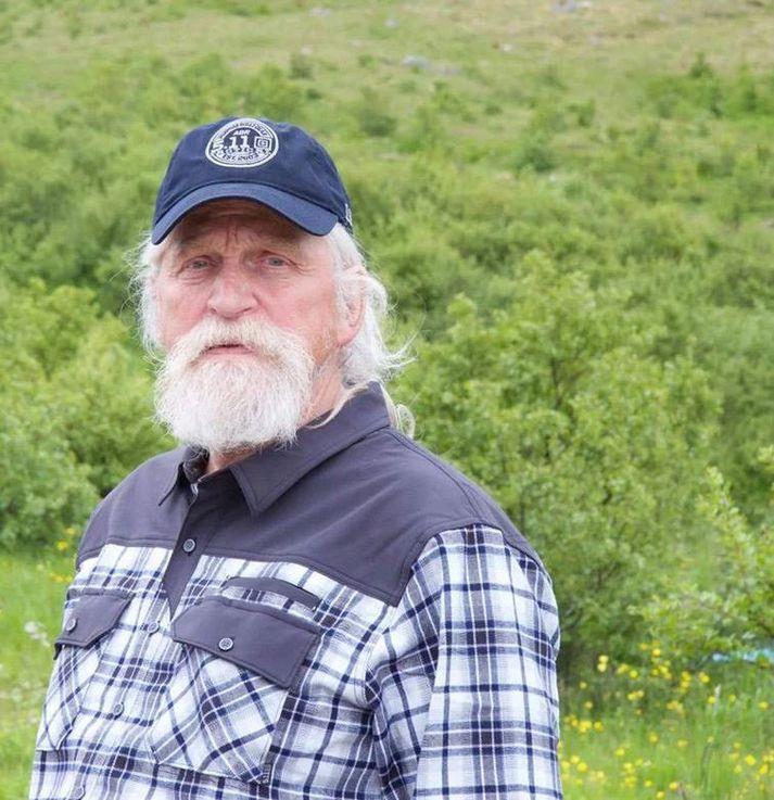 Elías S. Kristinsson.
