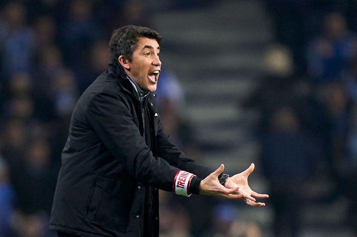 Bruno Lage stýrði síðast Benfica en var látinn fara síðasta sumar.