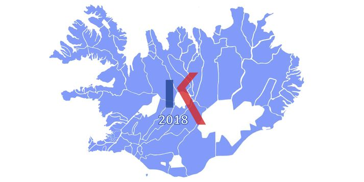 Kosið verður til sveitarstjórna í dag, laugardaginn 26. maí. Spennan verður mikil alla helgina.