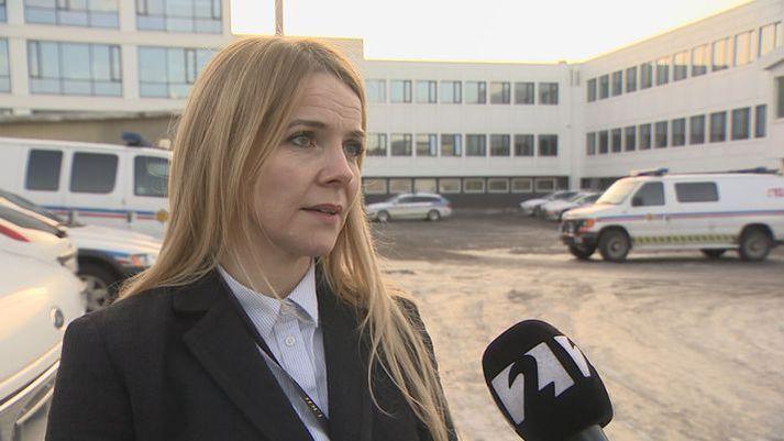 Hulda Elsa Björgvinsdóttir hefur verið staðgengill lögreglustjórans á höfuðborgarsvæðinu.