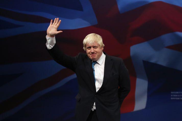 Boris Johnson er af mörgum talinn líklegastur til að hreppa hnossið í leiðtogakjöri Íhaldsmanna.