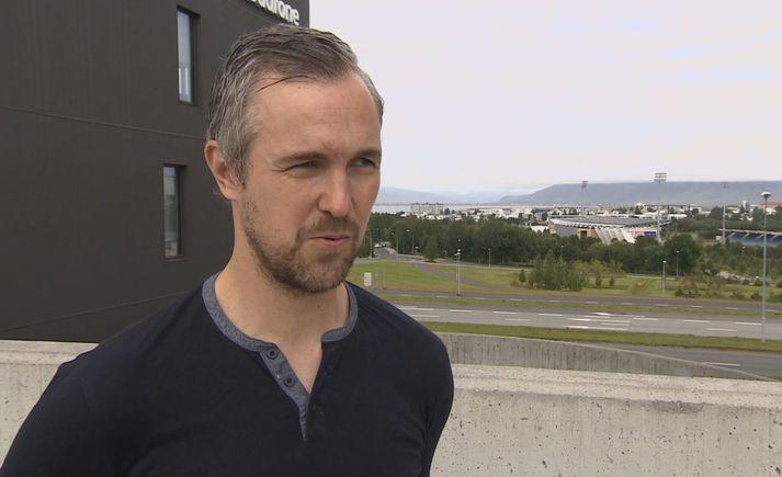 Stephen Nielsen er sáttur með farsælan sjö ára feril á Íslandi.