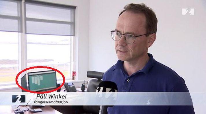 Páll Egill Winkell er enginn sérstakur kapalmaður.