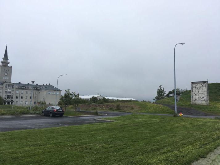 Lóðin sem um ræðir er við Sjómannaskólann við Háteigsveg.