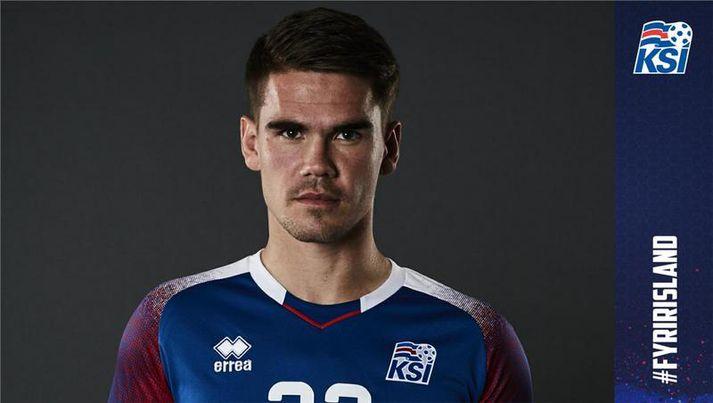 Viðar Örn Kjartansson.