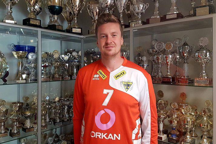 Hreiðar Levý Guðmundsson er kominn aftur á Nesið.
