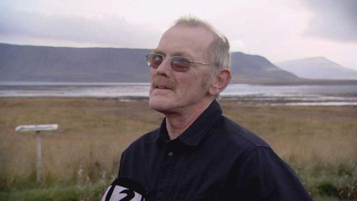 Hafliði Ólafsson, bóndi frá Garpsdal.