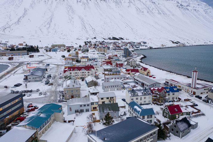 Tónlistarhátíðin hefur hingað til farið fram fyrir fullu húsi á Ísafirði.