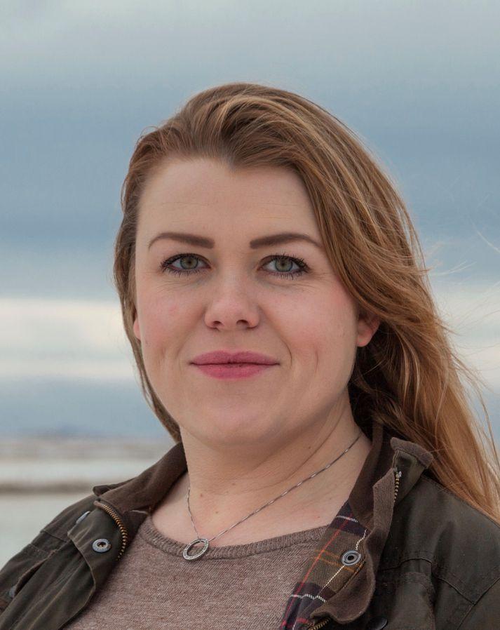 Heiðbrá Ólafsdóttir.