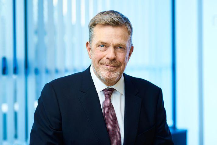 Höskuldur H. Ólafsson er bankastjóri Arion banka.