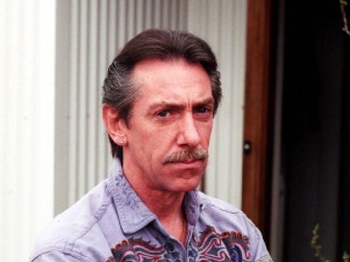 Vinur Franklíns Steiner reyndi að taka á sig sök í máli þar sem Franklín var sakaður um vörslu fíkniefna árið 1996.