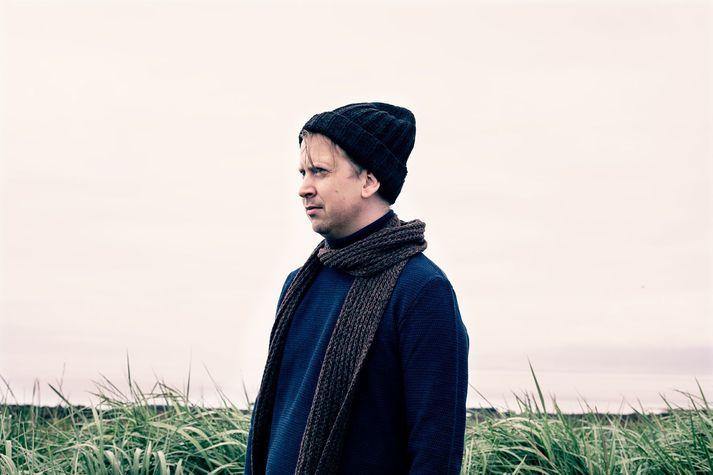 Hjörtur Ingvi Jóhannson hefur vakið athygli með hljómsveitinni Hjaltalín.