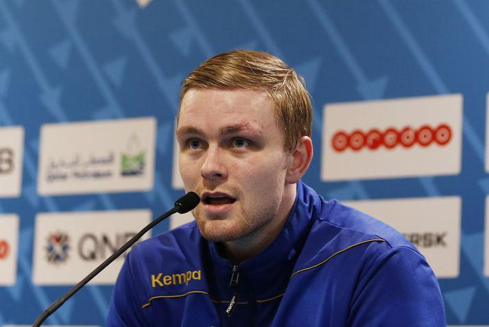 Aron Pálmarsson.