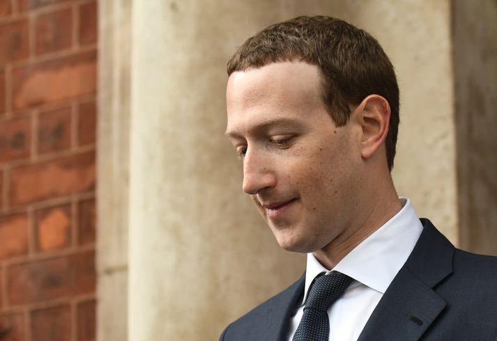 Zuckerberg óttast ekki afleiðingarnar.
